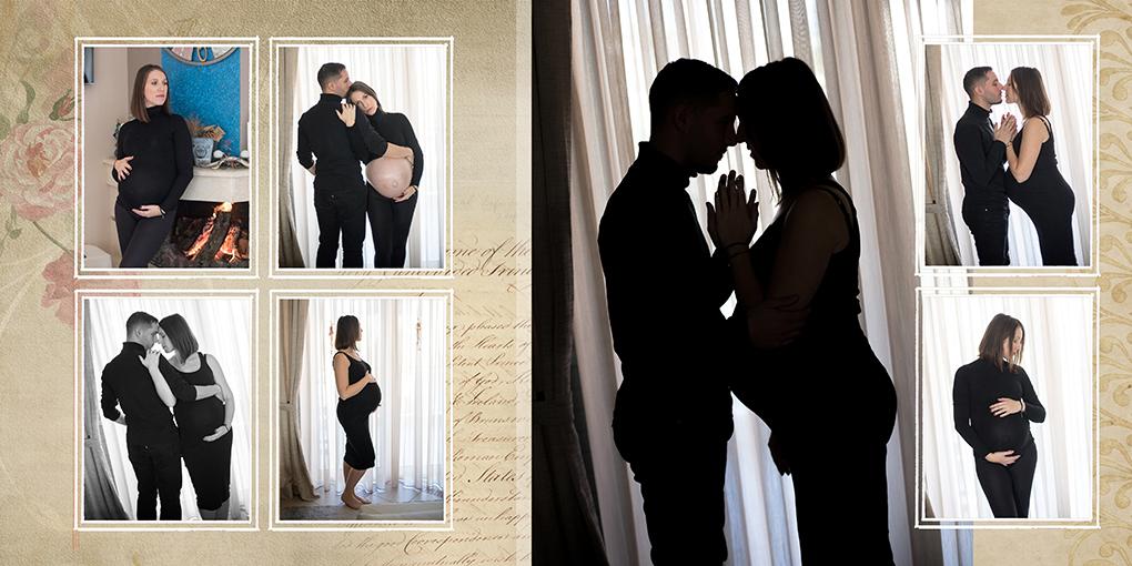 pregnancy photography-vintage-album0008