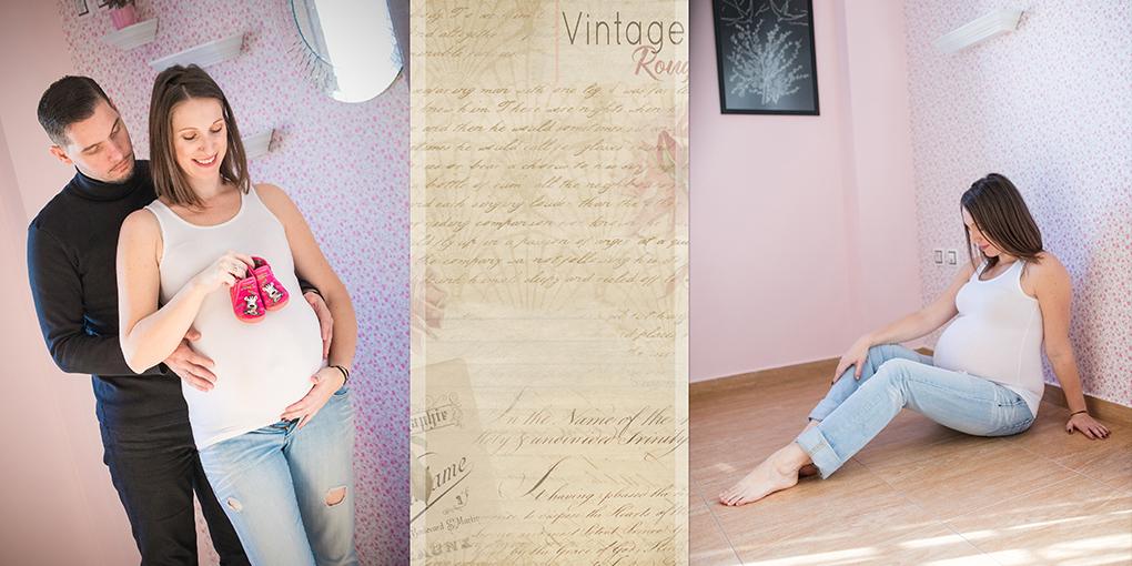 pregnancy photography-vintage-album0010